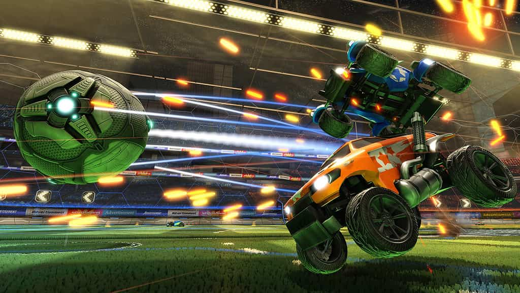 Popular multiplayer game Rocket League will become free-to-play and leave Steam for the Epic Games Store with a summer update.