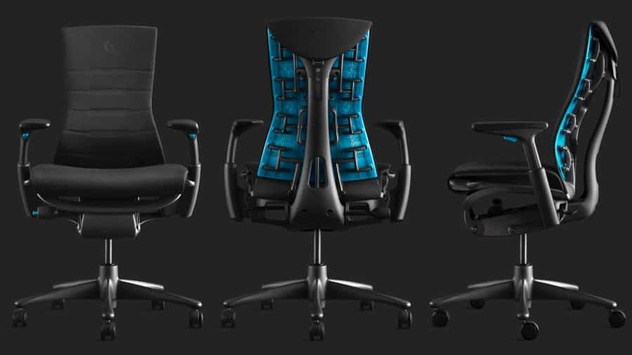 If you're a dedicated PC gamer, check out Herman Miller's new furniture, so you can start playing in comfort and style.