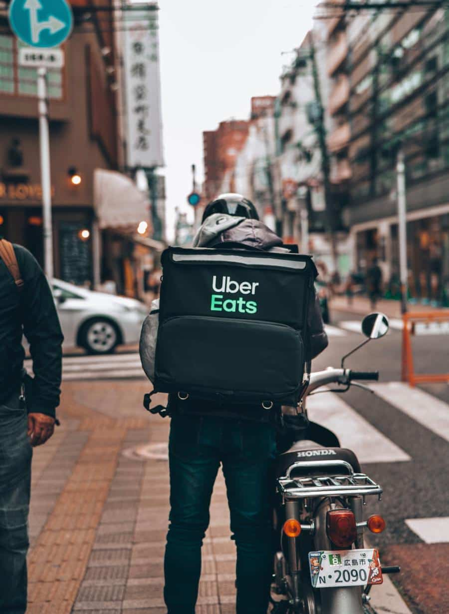 Because of COVID-19, Uber Eats has grown bigger than Uber's ride-hailing service, even as Uber keeps losing billions of dollars.