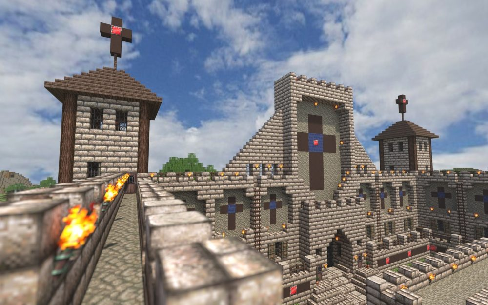 Minecraft on PS4 to Get Free PSVR Support
