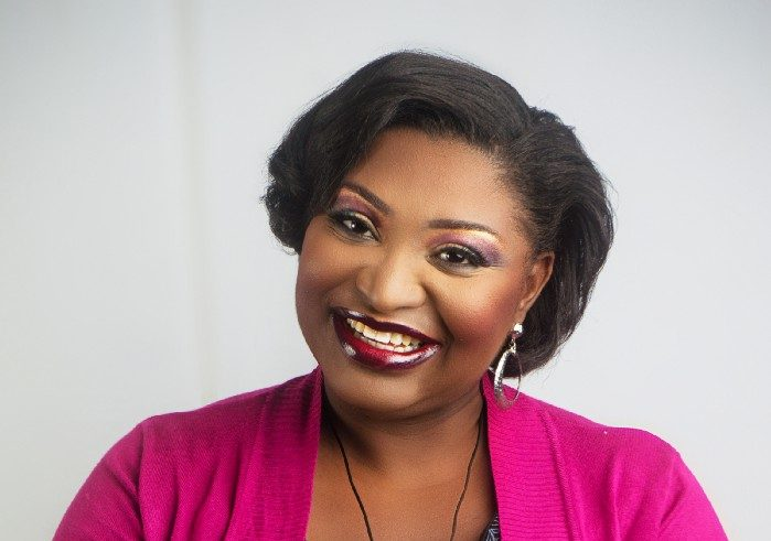 This is a photo of media marketing specialist, Carla Williams Johnson
