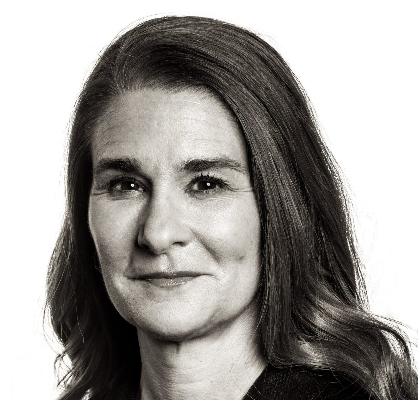 Why Melinda Gates Spends Time 'Letting My Heart Break'